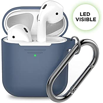 Amazon com: AhaStyle Upgrade AirPods Case Protective Cover