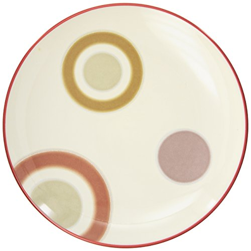 Noritake Colorwave Raspberry 8-1/4-Inch Accent (Colorwave Accent)