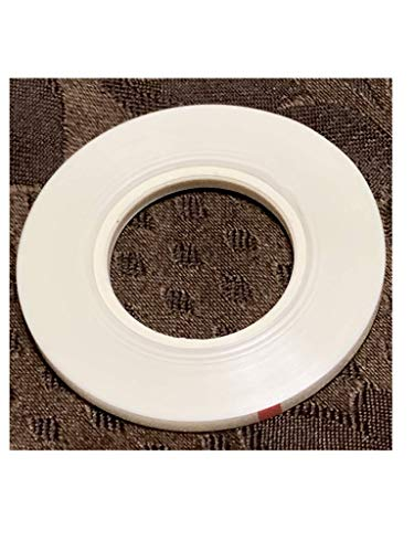 Audio Cassette Tape Splicing Tape Width 3.3mm(1/8 inch), Length 33m(108 ft) 12micron