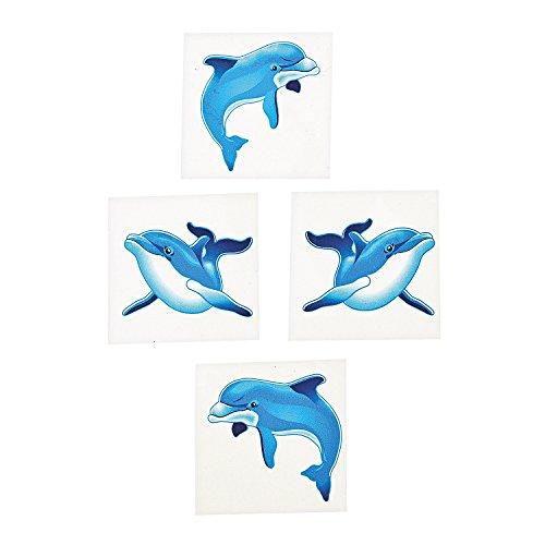 72 Dolphin Tattoos (Dolphin Tattoo)