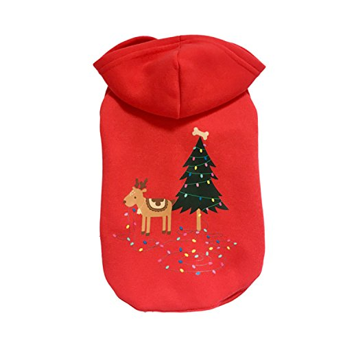 Person Carrying Pumpkin Dog Costume (Warm Pet Dog Costume Pet Dog Clothes Puppy Christmas Gifts Small Dog Coat)