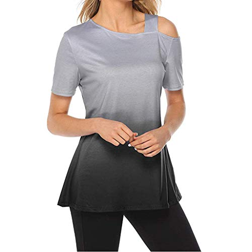 Women's Sexy Deep V Neck Short Sleeve Back Cross Tied Up Tee Backless Lace Crop Top Women's Tops Long Sleeve Lace Black -