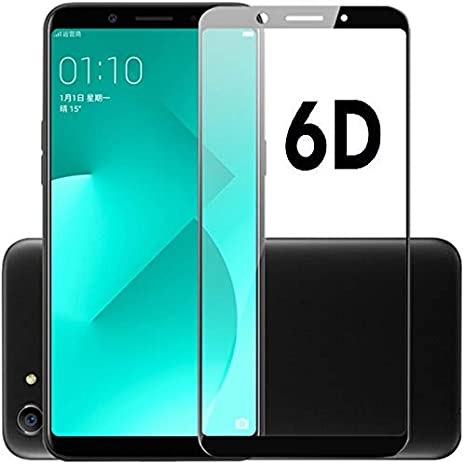 Everscreen Oppo A71 6D Tempered Glass Screen Guard for