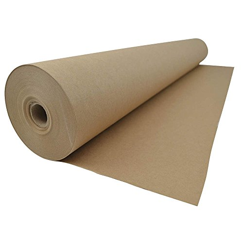 Surface Shields KP35144 Floor Protection Paper, 35 in. x 144 ft, - Paper Flooring