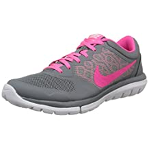 Flex 2015 Run Ladies Running Shoes - Cool Grey