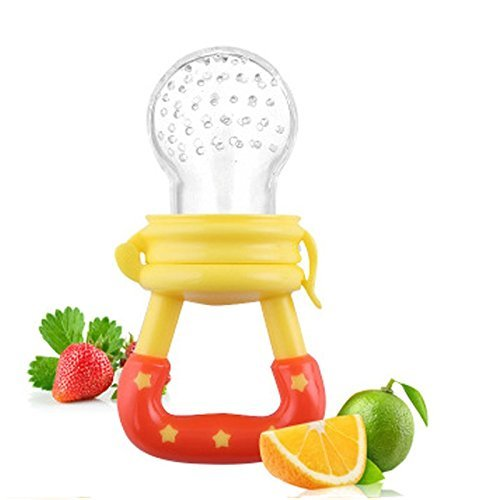 Qingsun Pacifier Vegetables Teething Silicone product image
