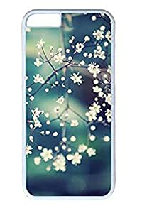 Xuey for iPhone6 Plus Case Gypsophila Flower phone back shell limited edition iPhone6 Plus(5.5 inches),Retail Packaging