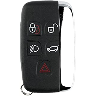 Sale KeylessOption Keyless Entry Remote Control Car Smart Key Fob Replacement for Land Rover KOBJTF10A