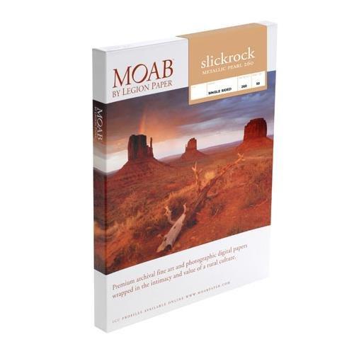 Moab Slickrock Metallic Pearl 260 (5.0 x 7.0