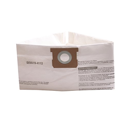 DeWalt DXVA19-4112 Fine Dust Bag- 12-16 gallon
