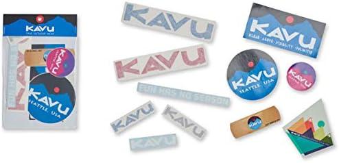 KAVU(カブー) カブー ステッカーパック KAVU Sticker Pack 19810757000000