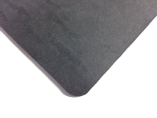 Silicone Closed-Cell Foam Sheet, Firm Firmness, No Backing, Gray, AMS 3196, 0.125