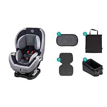 Evenflo Triumph LX Convertible Car Seat Concord With Accessory Kit