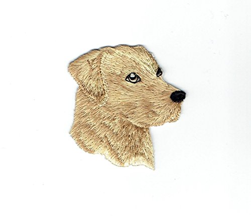 Yellow Lab Labrador Retriever Embroidered product image