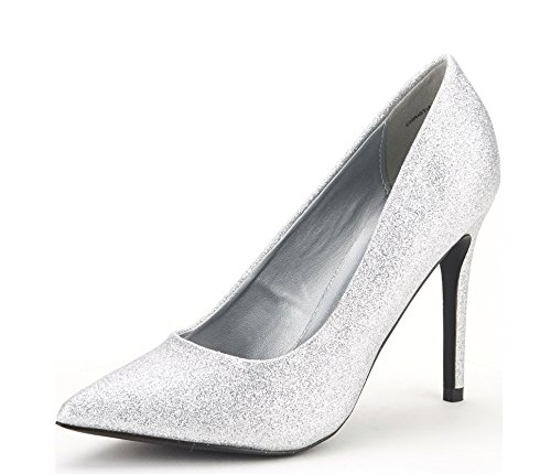 51f579c2d9fe We Analyzed 4,126 Reviews To Find THE BEST High Heel Pumps Silver