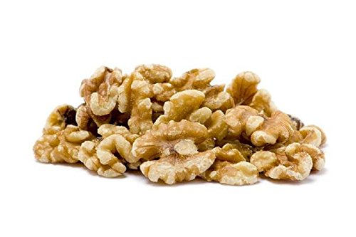 Gourmet Walnuts by Its Delish (Roasted Salted Halves & Pieces, 2 lbs) (Walnuts Roasted)