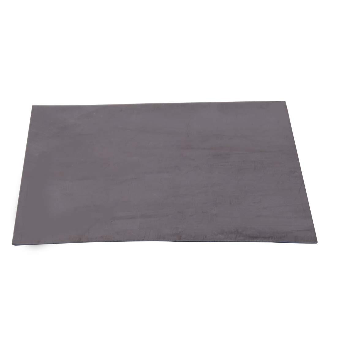 LETAOSK 0, 5 mm (0, 02 inch) Dicke Vierkant Titanfolie Blatt Ti Dü nne Platte Material 99, 8% Reinheit Metallbearbeitung Liefert