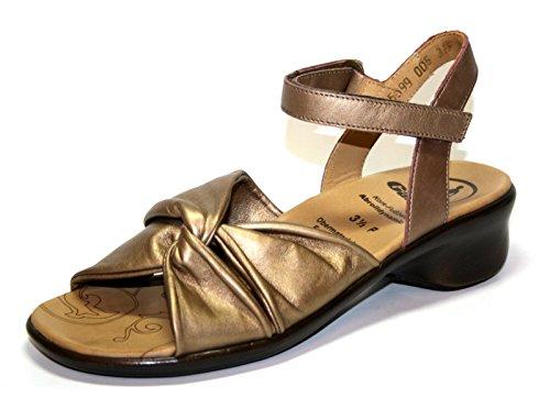 Ganter, Sandali donna Oro oro old-gold