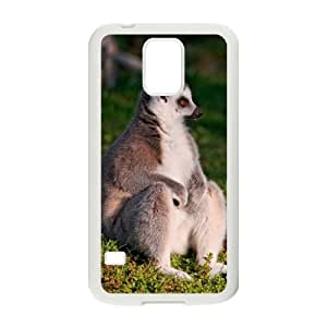SYYCH Phone case Of Lemur Cover Case For Samsung Galaxy S5 i9600