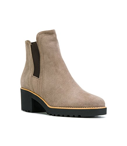 Hogan Ankle Boots H277 Beige in Suede, Womens, Size: 38,5.