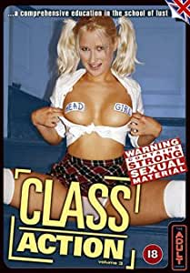 ADULT CHANNEL Class Action Volume 3 [DVD]