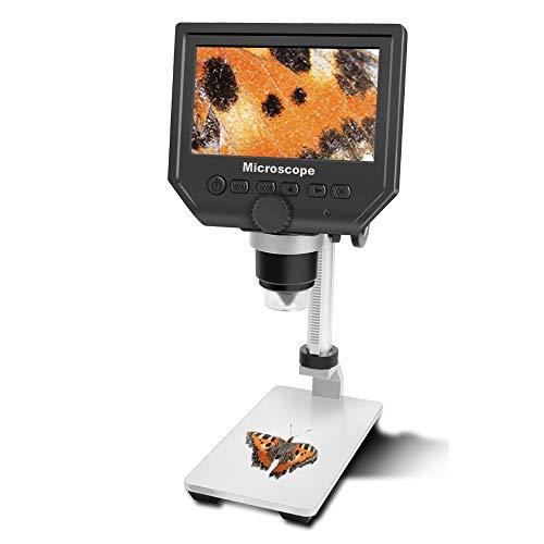 600X LCD Digital Microscope