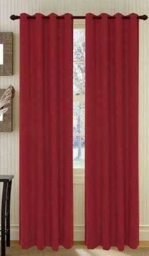HGS 4-Pc Prisca Floral Leaves Scroll Vine Damask Embroidery Curtain Set Blush Pink Navy Blue Drape Sheer Liner Valance