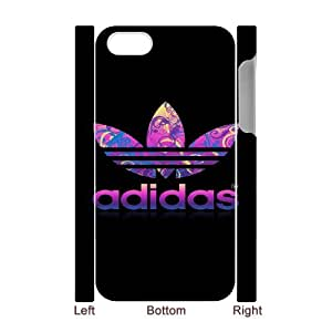 Adidas Logo For iPhone 4 4S 3D Custom Cell Phone Case Cover 99UI959522