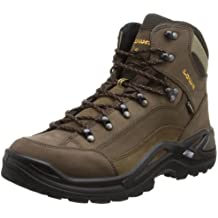 Lowa Men's Renegade GTX Mid Hiking Boot,Sepia/Sepia,10 M US