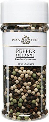 India Tree Pepper M?lange, 4.5 oz by India Tree