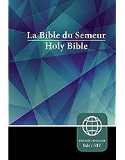 Semeur, NIV, French/English Bilingual Bible, Hardcover