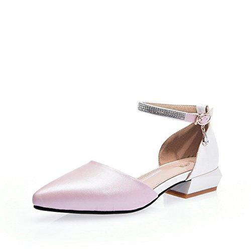 1TO9 Pink Donna Zeppa con EU 35 Rosa Sandali Sconosciuto 7dAOw7