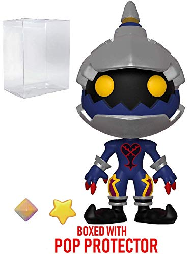 Funko 5 Star Disney: Kingdom Hearts 3 - Soldier Heartless Action Figure (Includes Compatible Pop Box Protector Case) ()