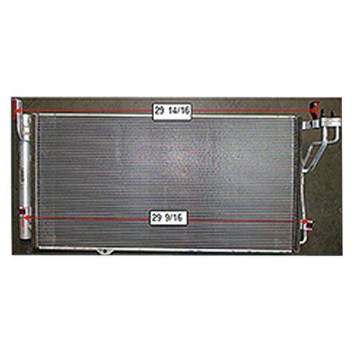 CPP Air Conditioning Condenser for 2007-2009 Kia Amanti KI3030120