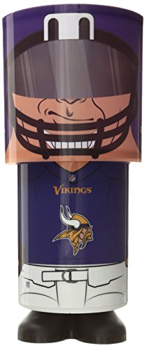 Vikings Office Minnesota - Minnesota Vikings Desk Lamp
