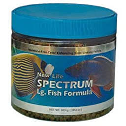 New Life Spectrum Large Fish 300g