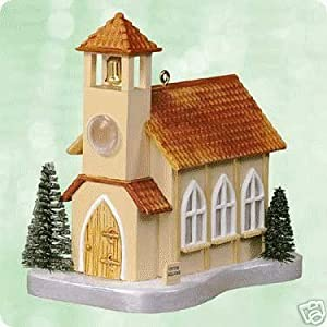 2003 Hallmark Ornament The Church Choir