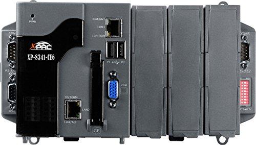 ICP DAS XP-8341-CE6 Windows Embedded CE 6.0 controller (3 Slot Base)