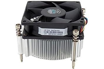 PartsCollection Cooling Fan for HP Pavilion 500-023w/570-p020 Desktop PC