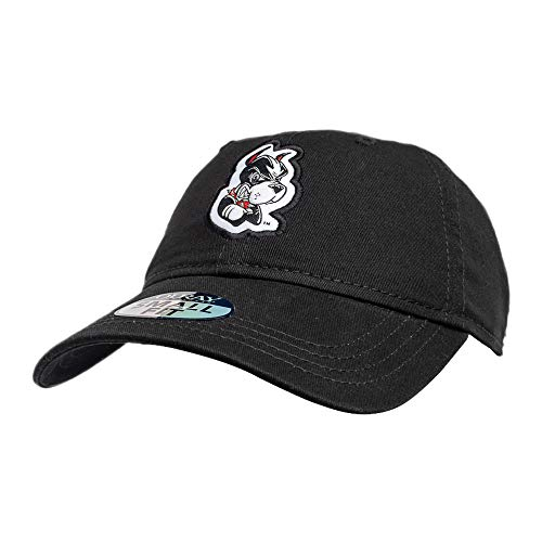 (Ouray Sportswear NCAA Boston University Terriers Women's Small Fit Epic Cap, Adjustable, Black)