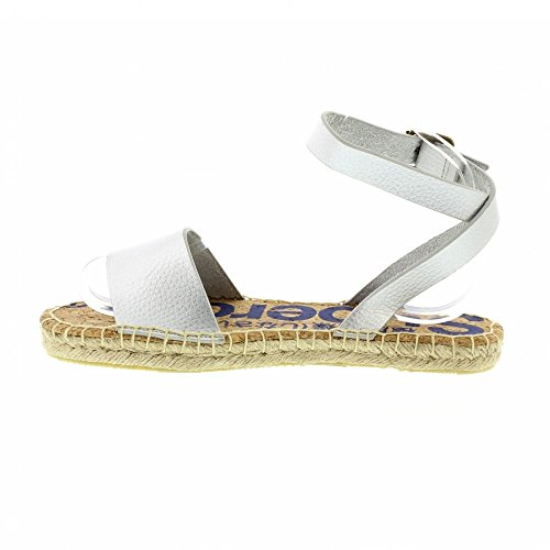 Superdry Sofia Sandalias Metálico Mujer Espadrille Metálico ttrqwd