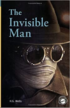 Book Compass Classic Readers: The Invisible Man (Level 5 with Audio CD)