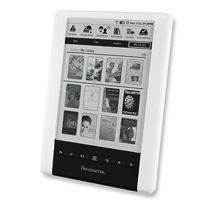 pandigital novel instructions manual