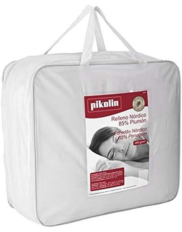 Ahorra en PIKOLIN Home - Relleno nórdico de plumón 85%, 250 gr/m2