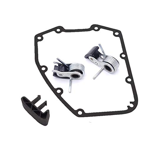 Cam Chain Outer inner Tensioner Kit w/Guide & Cover Gasket for 1999-2006 Harley Twin Cam