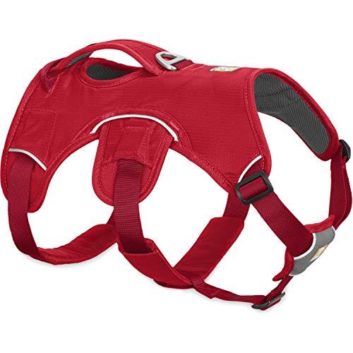 Arnés para Perros Webmaster Harness - Ruffwear México (MD, Red Currant)