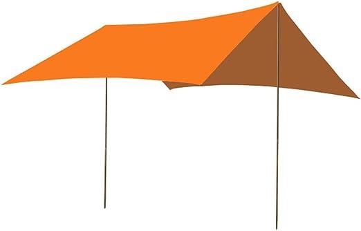Carpa Pérgola Exterior Multifunción Protector Solar Carpa UV revestida de Plata y Estera (Color : C): Amazon.es: Jardín