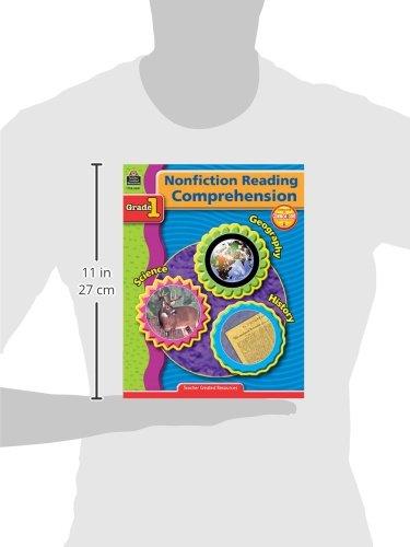 Nonfiction Reading Comprehension Grade 1: Teacher Created ...