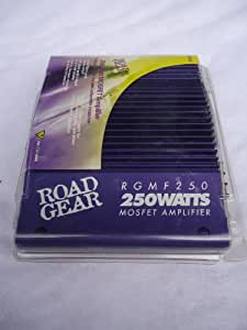 Road Gear 250 Watt Mosfet Car Amp