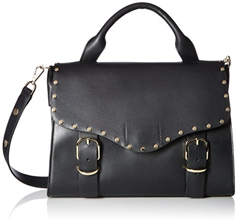 Rebecca Minkoff Biker Doctor Bag, Black